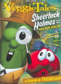 Veggie Tales: Sheerluck Holmes and the Golden Ruler - (Region 1 Import DVD)