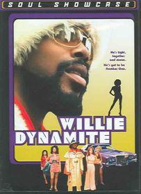 Willie Dynamite - (Region 1 Import DVD)