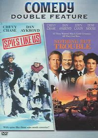 Spies Like Us/Nothing but Trouble - (Region 1 Import DVD)