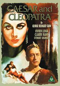 Caesar And Cleopatra - (Import DVD)