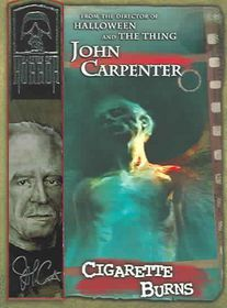 Masters of Horror: John Carpenter - Cigarette Burns - (Region 1 Import DVD)