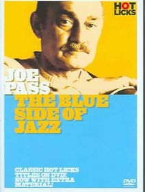 Joe Pass:Blue Side of Jazz - (Region 1 Import DVD)