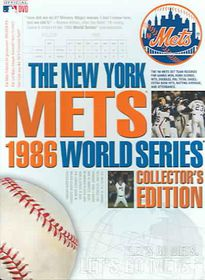 New York Mets 1986 Collector's Edition - (Region 1 Import DVD)