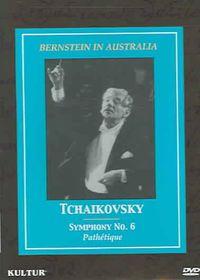 "Bernstein in Australia - Tchaikovsky Symphony No. 6 ""Pathetique"" - (Region 1 Import DVD)"