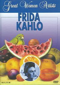 Frida Kahlo (Great Women Artists) - (Region 1 Import DVD)