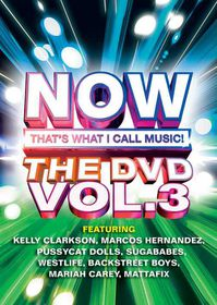 Now The DVD Vol. 3 (DVD)