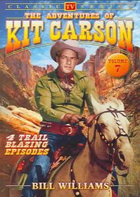 Adventures of Kit Carson Vol 7 - (Region 1 Import DVD)