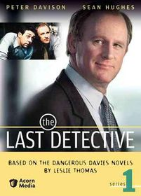 Last Detective Series 1 - (Region 1 Import DVD)