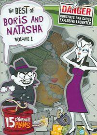 Best of Boris & Natasha - (Region 1 Import DVD)