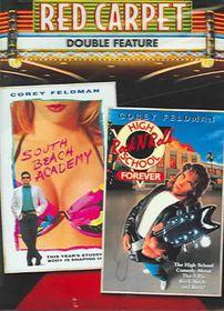 South Beach Academy/Rock N Roll High - (Region 1 Import DVD)