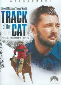 Track of the Cat - (Region 1 Import DVD)