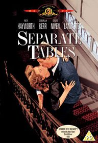 Separate Tables - (Import DVD)
