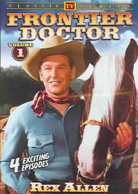 Frontier Doctor Vol 1 - (Region 1 Import DVD)