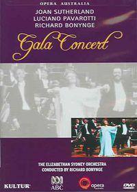 Sutherland/Pavarotti Bonynge Gala Concert - (Region 1 Import DVD)