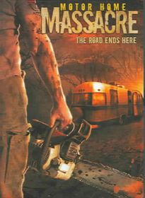 Motor Home Massacre - (Region 1 Import DVD)