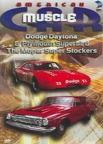 American Muscle Car: Dodge Daytona & Plymouth Superbird, The Mopar Super Stockers - (Region 1 Import DVD)