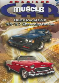 American Muscle Car: Buick Regal GNX '55-'57 Chevrolet Bel Air - (Region 1 Import DVD)