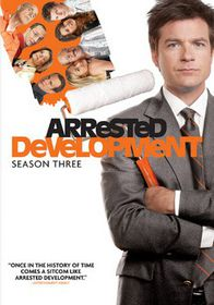 Arrested Development Season 3 - (Region 1 Import DVD)