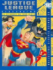 Justice League of America:Season 2 - (Region 1 Import DVD)