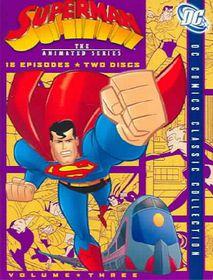 Superman:Animated Series Vol 3 - (Region 1 Import DVD)