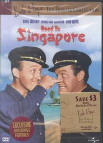 Road to Singapore - (Region 1 Import DVD)