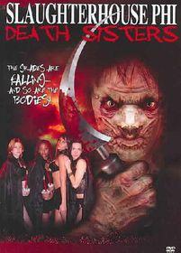 Slaughterhouse Phi:Death Sisters - (Region 1 Import DVD)