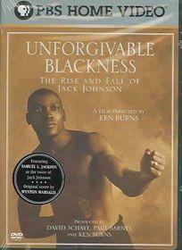 Unforgivable Blackness:Rise and Fall - (Region 1 Import DVD)
