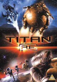 Titan A.E.  (Import DVD)