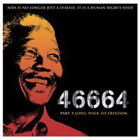 46664 Part 2 - Long Walk To Freedom - Various Artists (CD)
