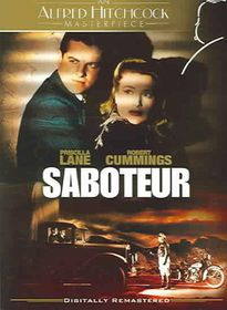 Saboteur - (Region 1 Import DVD)