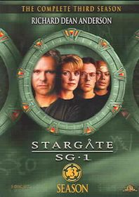 Stargate Sg 1:Season 3 - (Region 1 Import DVD)