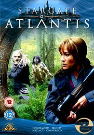 Stargate Atlantis - Season 2 - Vol. 2 (Import DVD)