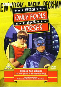 Only Fools and Horses Heroes and Villians (DVD)
