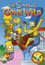The Simpsons: Gone Wild (Import DVD)