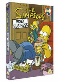 The Simpsons: Risky Business (Import DVD)