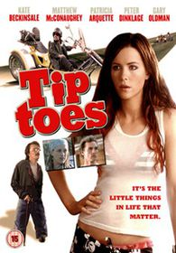 Tiptoes  - (Import DVD)
