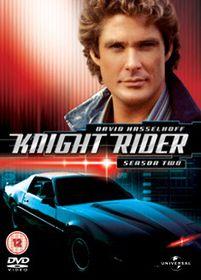 Knight Rider - Series 2 (Import DVD)