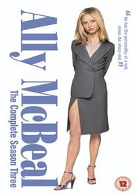 Ally Mcbeal Season 3 (DVD)