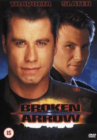 Broken Arrow (Travolta) - (Import DVD)