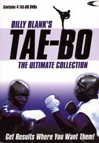 Tae-Bo: Ultimate Collection - (Import DVD)