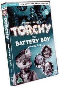 Torchy The Battery Boy-Ser.2 - (Import DVD)
