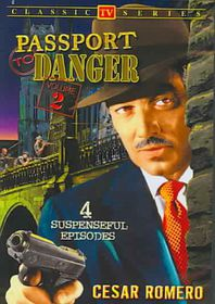 Passport to Danger Vol 2 - (Region 1 Import DVD)