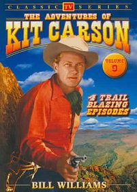 Adventrues of Kit Carson Vol 9 - (Region 1 Import DVD)