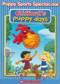 Clifford Puppy Days:Puppy Sports - (Region 1 Import DVD)