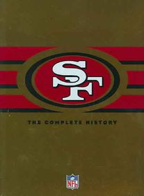 NFL History of the San Francisco 49ers - (Region 1 Import DVD)