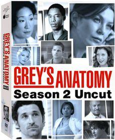 Grey's Anatomy:Second Season - (Region 1 Import DVD)