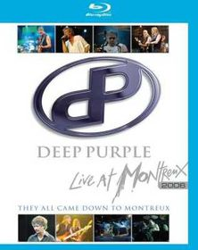 Deep Purple: They All Came Down To Montreux - (Import Blu-ray Disc)