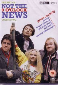 Best of Not the Nine O'clock News Volume 2 - (Import DVD)