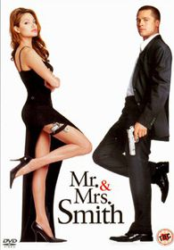 Mr & Mrs Smith - (Import DVD)