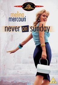 Never On Sunday - (Import DVD)